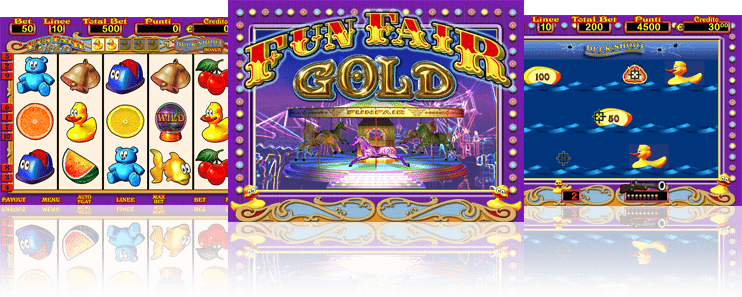 FUN FAIR GOLD