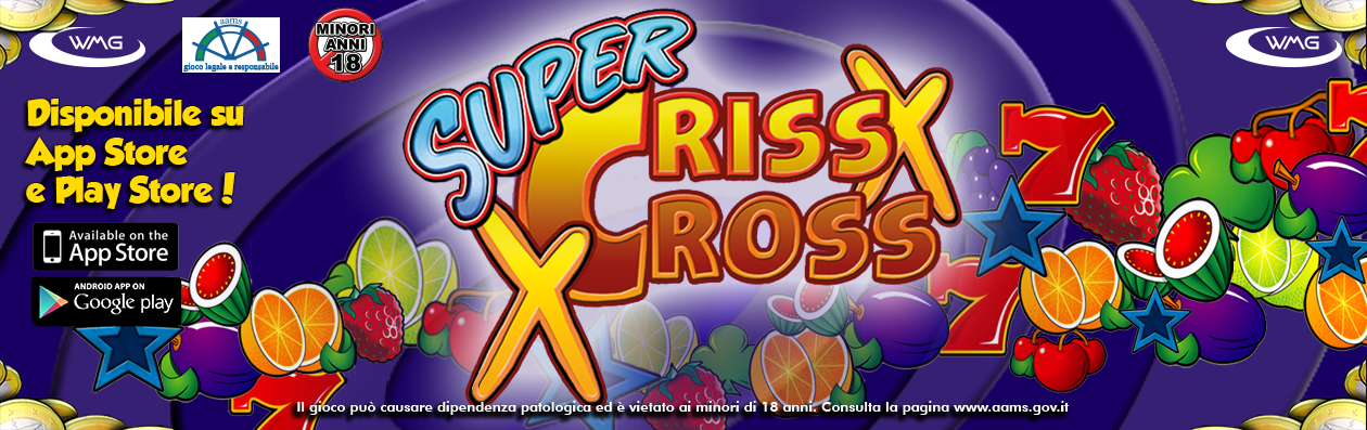 banner super criss cross