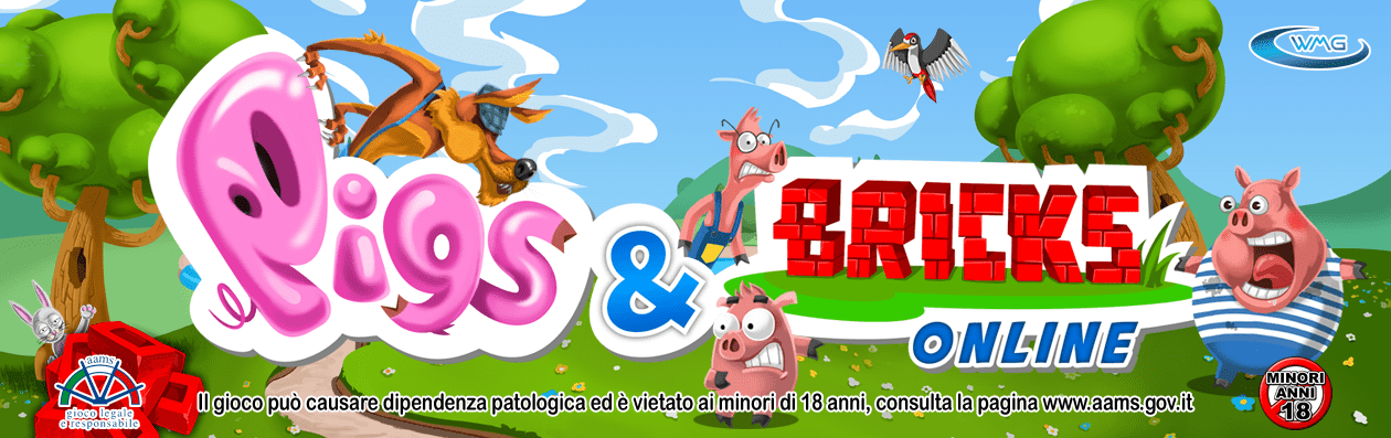 banner pigs and bricks online